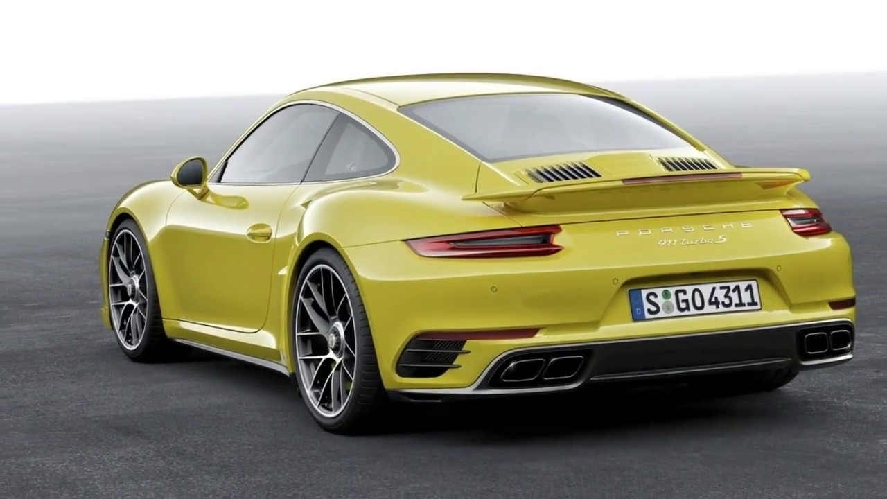 2019 Porsche 911 Turbo S >> Amazing 2019 Porsche 911 Turbo S Youtube