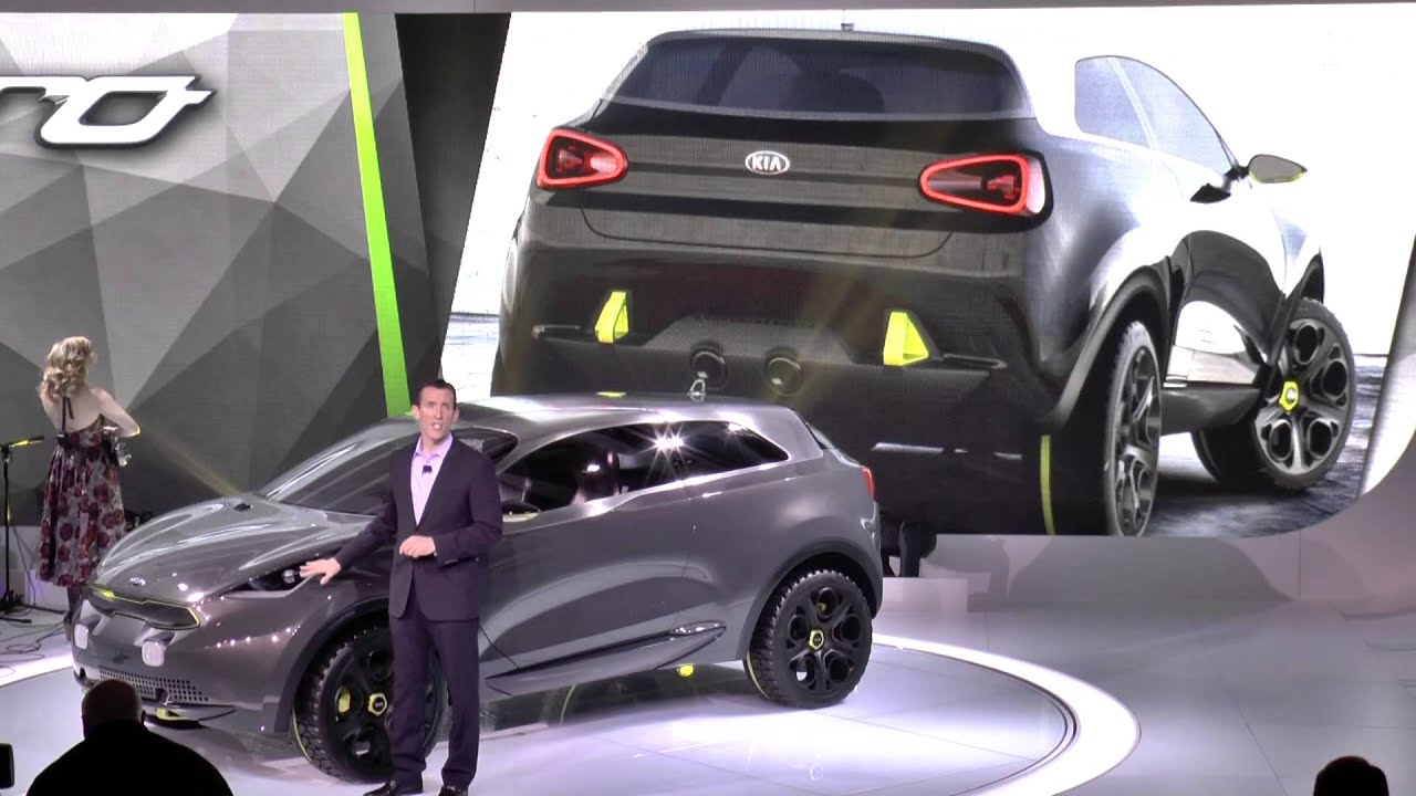 kia soul ev niro concept optima hybrid 2014 chicago. Black Bedroom Furniture Sets. Home Design Ideas