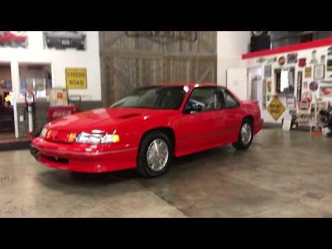 1992 Chevrolet Lumina Z34 30k MILES!!
