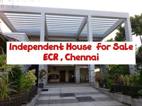 Independent House Villa For Sale At ECR, Chennai | World New Property