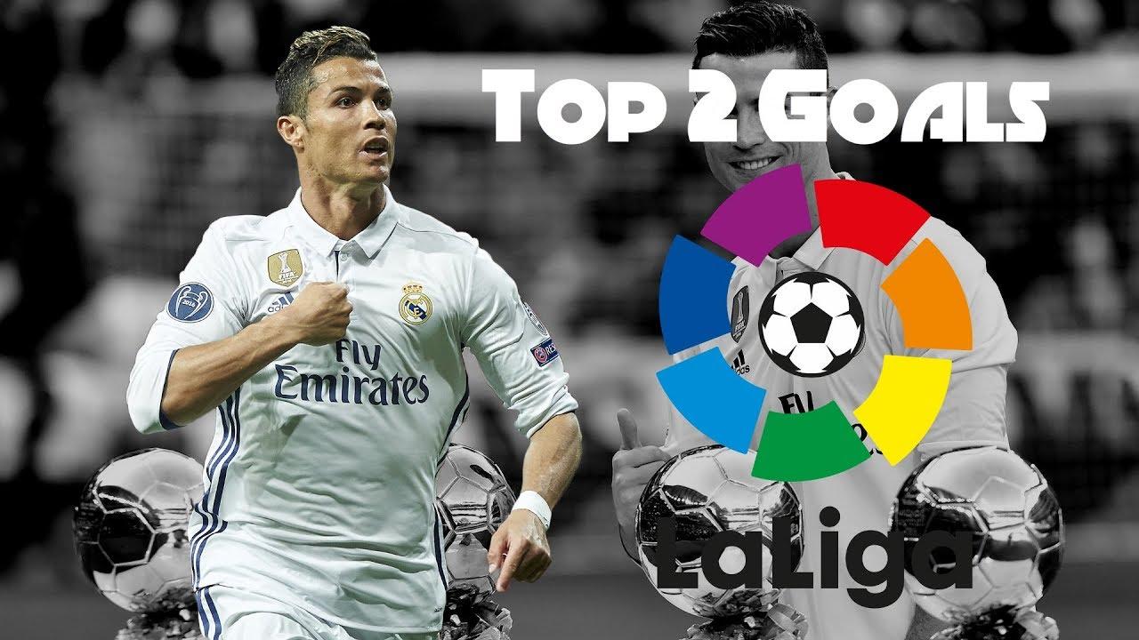 Top 20 bàn thắng đẹp của Cristiano Ronaldo tại La Liga