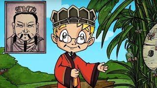 Профессор Почемушкин - Развивающий мультфильм для детей –Как на земле появилась первая бумага?