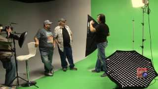 LIGHTING FASHION - Part1 : Studio Photography Workshop with Bowens, Impact, Fotodiox, Calumet brands Thumbnail
