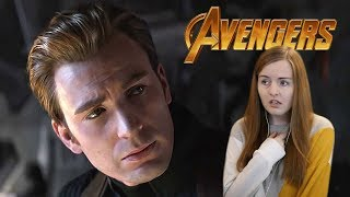 IT'S SO SAD | Marvel Studios Avengers Endgame - Official Trailer Reaction