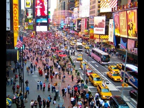 BBC Documentary    -   New York America's Busiest City  -   Part 1