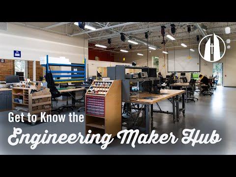 Engineering Maker Hub