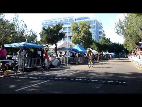 Bermuda Day Cycle Race Winner, May 26 2014