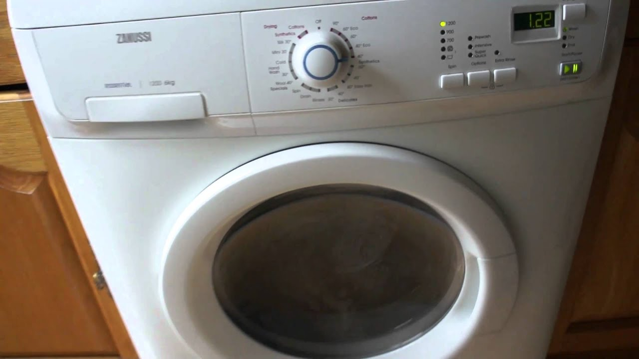 User manual zanussi zwd16270w1 (36 pages).