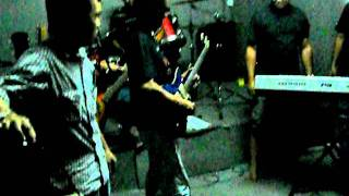 [Part 1]  Metallurgical [ulek mayang] Jamming - Karl Cromok & Friend At Kampung Bukit Tok Beng..
