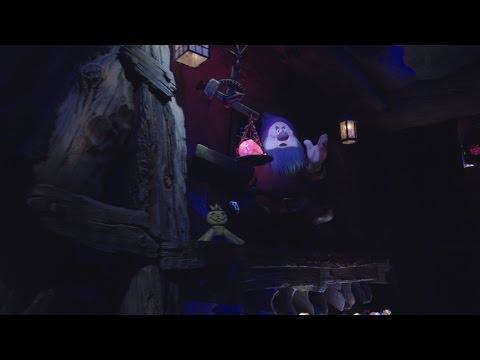 Seven Dwarfs Mine Train at Night, Magic Kingdom Park, Walt Disney World Resort