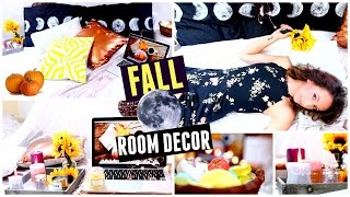 Diy Room Decor For Fall! Make Your Room Cozy! | Cheap & Easy