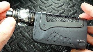A 200 Watt Waterproof Vape Kit! The Reuleaux Tinker 2 By Wismec!