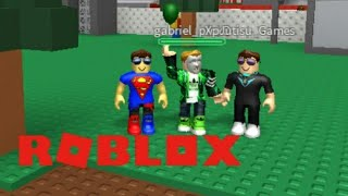 ROBLOX: Children's Day in natural disasters! -Natural Survival Desaster