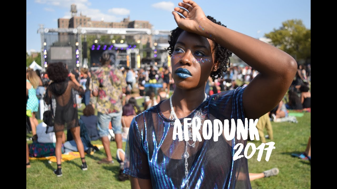 ACTUALLY WORTH THE MONEY  | BROKE GIRL'S AFROPUNK, 2017 (In Brooklyn, NYC)