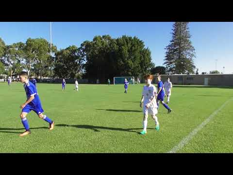 Cockburn City SC vs Perth Glory (NPL U13) First Half