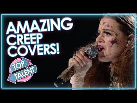BEST CREEP COVERS! Got Talent, X Factor and Idols | Top Talent