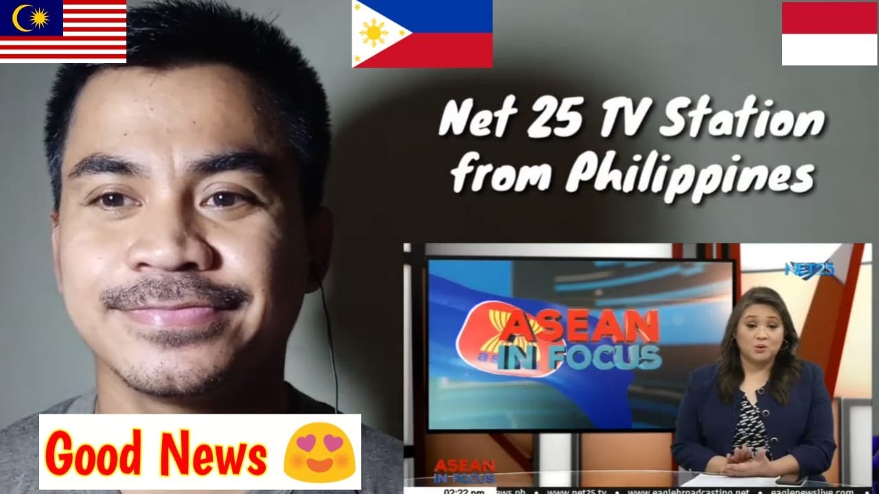 What Philippines TV Station said about Malaysian, A Reaction by Indonesian