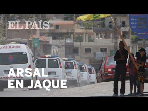 Los vecinos de Arsal en jaque   Internacional