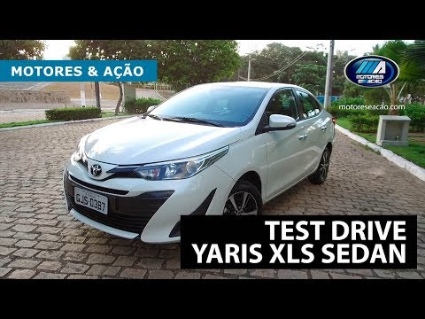 Novo Toyota Yaris XLS Sedan | Review | Test Drive | motoreseacao
