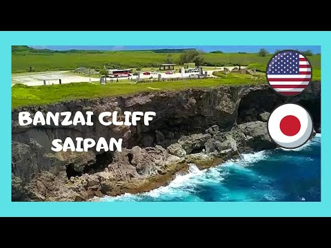 SAIPAN, the SUICIDE of 8,000 JAPANESE & KOREANS at Banzai Cliff, July 1944 (PACIFIC OCEAN)