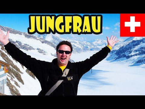 Jungfrau Switzerland Travel Guide - The Top of Europe