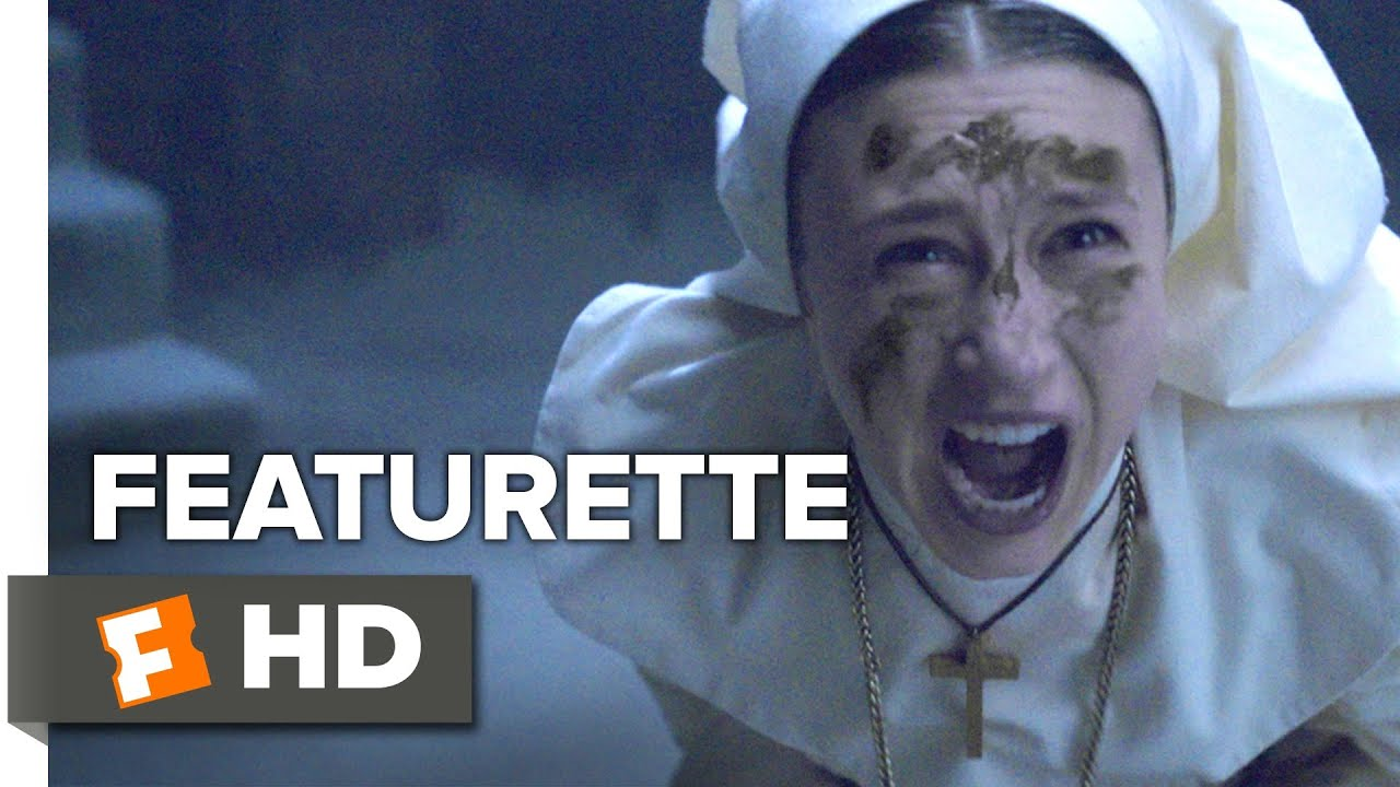 The Nun Featurette The Conjuring Universe 2018 Movieclips Trailers