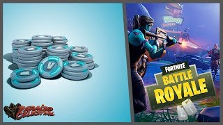 FORTNITE-HOW TO GET EASY V-BUCKS IN STORY MODE