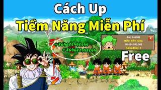 Gambar cover Ngọc Rồng Online - Set 7 Sao TnSm...UP Tiềm Năng Miễn Phí
