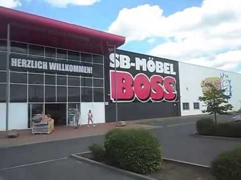 жизнь в германии Hoyerswerda Sb Möbel Boss Youtube