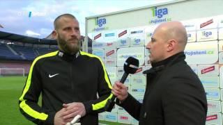 Sparta - Plzeň rozhovor David Bičík