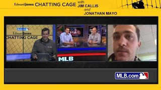 Chatting Cage: Mayo and Callis answer fans