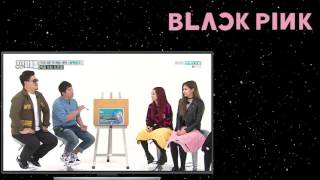 09 BLACKPINK 블랙핑크 끼 뿜뿜하는 제니 하드캐리 ㅋㅋㅋ입덕