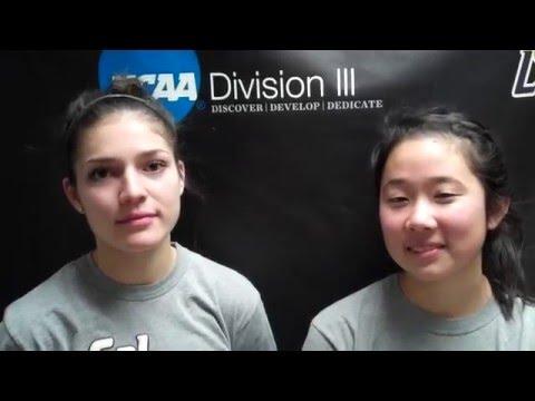 Women's Basketball Post Game - Dec. 27, 2015