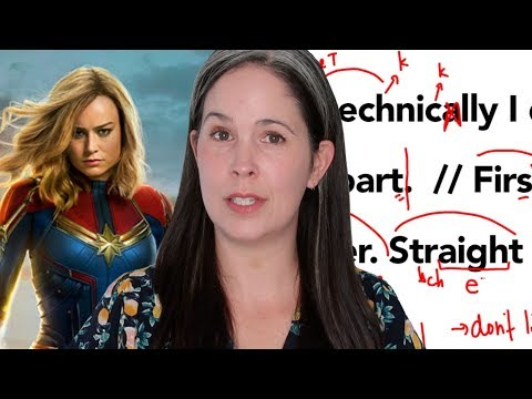 Learn English with Movies – Captain Marvel