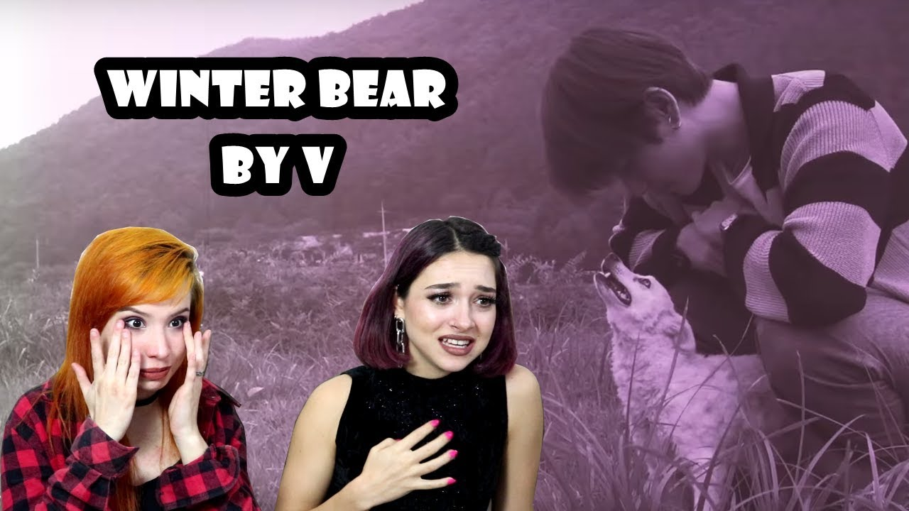 winter bear by v l mv reaction youtube. Black Bedroom Furniture Sets. Home Design Ideas