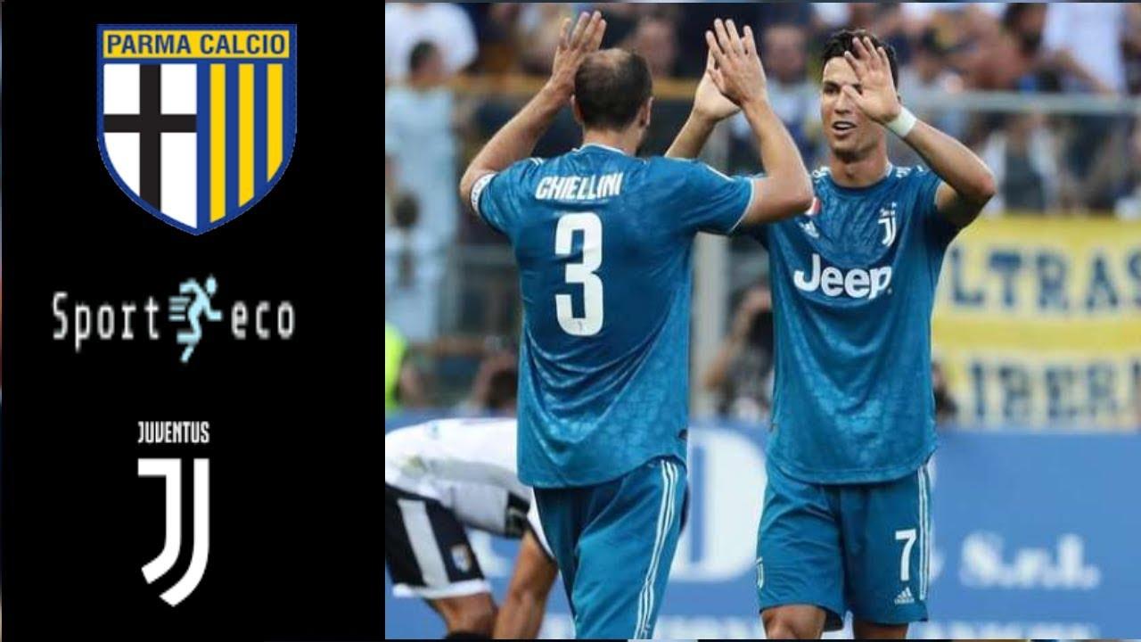 Parme 0 1 Juventus Highlights Hd 2019 2020 Youtube