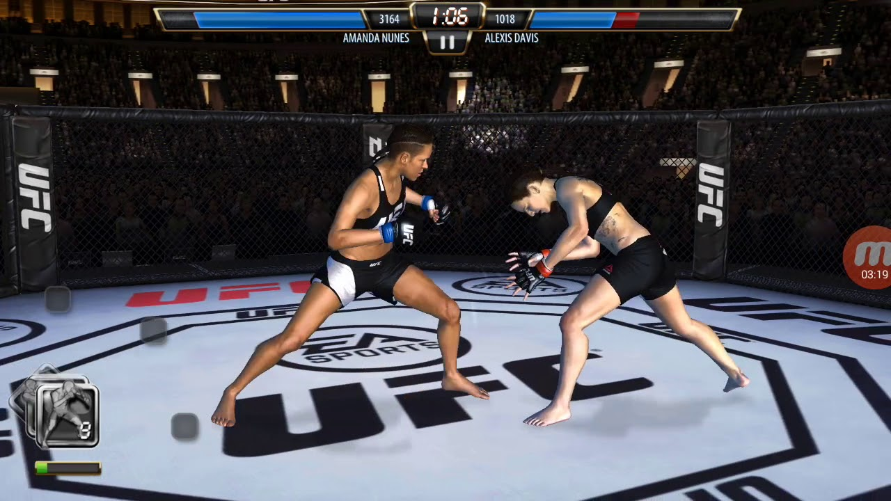 Download Amanda Nunez vs Alexis Davis