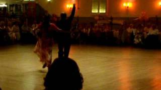 Ekaterina Sokolova & Neil Jones Paso Doble.mpg
