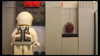 Lego Mission Mars Part One