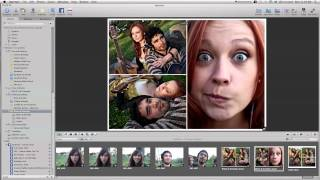 Creating Photo Layouts Part 1 - Aperture 3