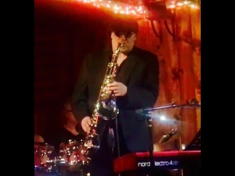 Paulie Cerra Band at Joe's featuring many unexpected LA musical guests Nov 9 2017