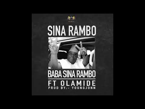Sina Rambo BABA SINARAMBO FT Olamide