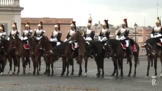 Cambio della Guardia al Quirinale - Festa della Repubblica 2 Giugno 2013