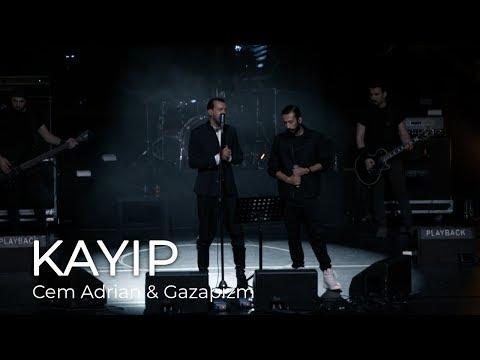 Cem Adrian \u0026 Gazapizm - Kayıp (Live)