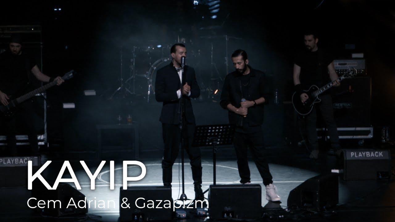 Download Cem Adrian & Gazapizm - Kayıp (Live)