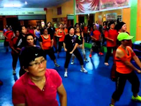 Dance Again by Tuaran AeroDance