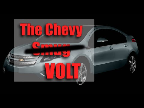 The REAL Reason To Drive A Chevy Volt