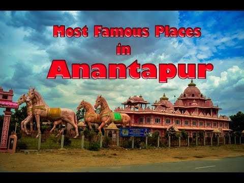 Andhra Pradesh- Anantapur District- Tourist places INDIA From Nature History