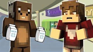 Parkside Prison - MOOSE MILK!? (Minecraft Roleplay) #12 [S2]