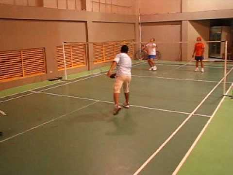 Globe Game @ Badminton World